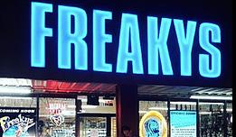 Freakys Parker