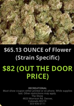 Ounce Flower special