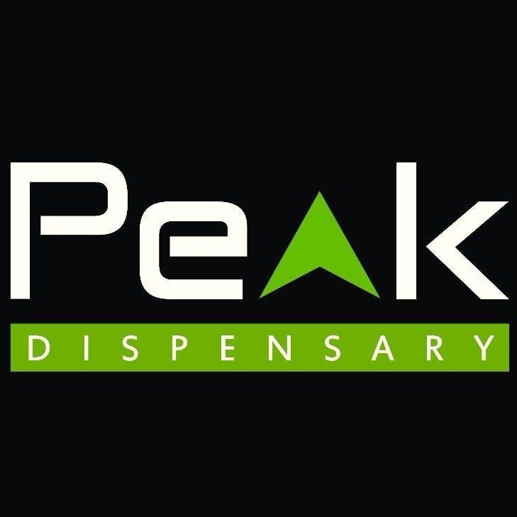 Peak Dispensary logo